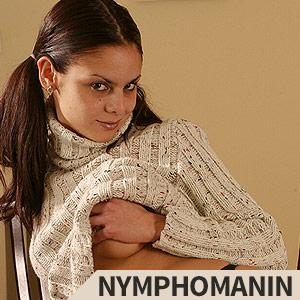 was ist nymphoman dildo mann
